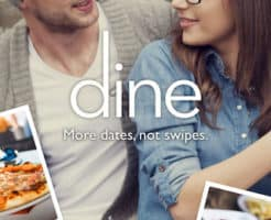 dineアプリイメージのスクリーン